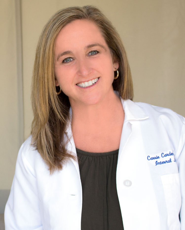 Concierge Medicine: Carrie Cardenas, MD of Cardenas Internal Medicine