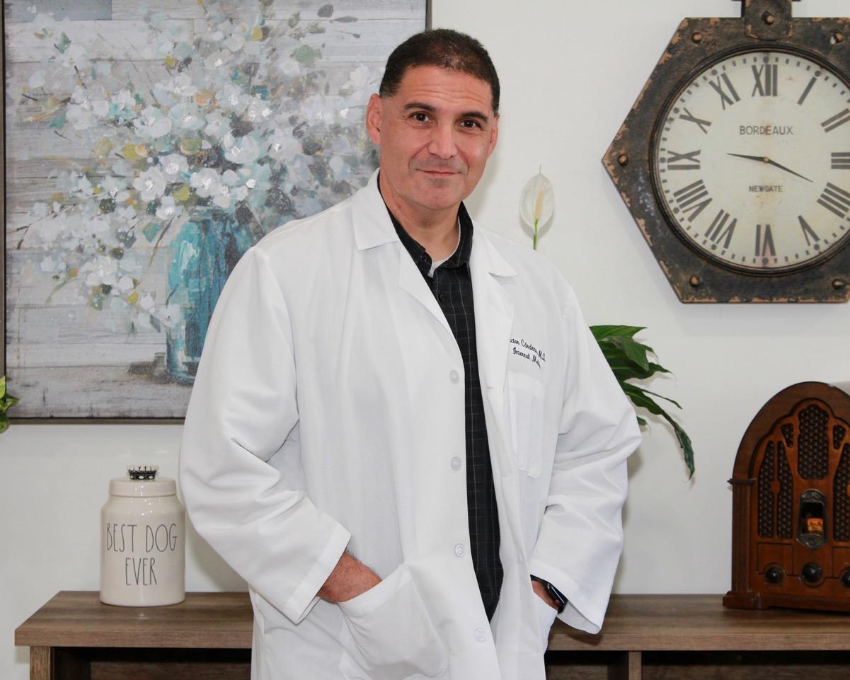 About Dr. Cardenas of Cardenas Internal Medicine in San Diego, CA