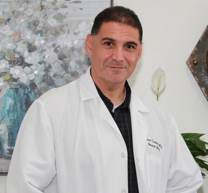 Dr. Hector Cardenas, Concierge Medicine